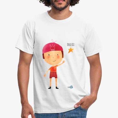 Maglietta mascotte Remo di Magical Dots Jr - Maglietta da uomo