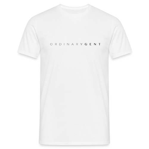 Ordinary Gent by Ordinary Chic Basic - Men's T-Shirt