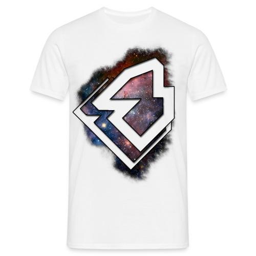 galaxy-brawl - Mannen T-shirt