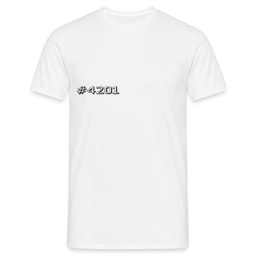 4201 KOLLEKTION - Männer T-Shirt