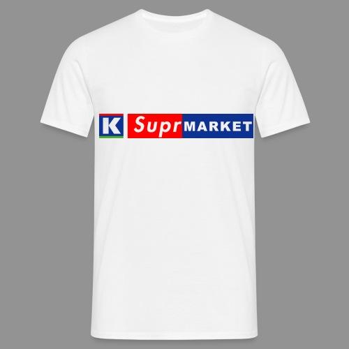 K-Suprmarket - Miesten t-paita