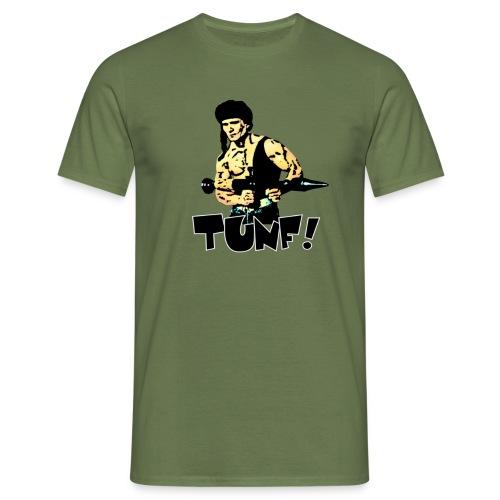 tunf - Maglietta da uomo