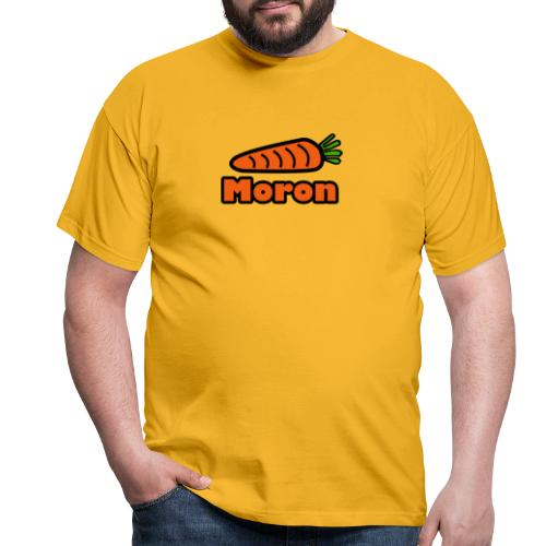Moron - Men's T-Shirt