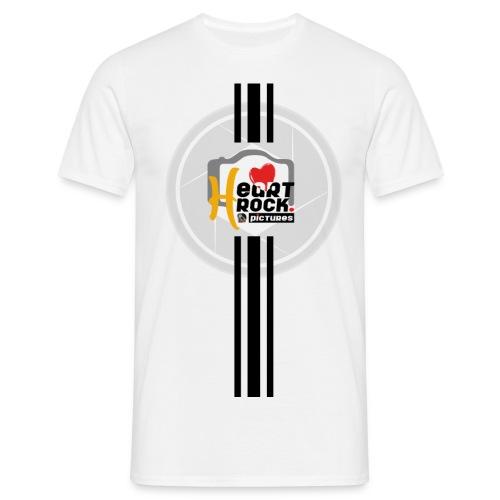 stripes02blackblend - Männer T-Shirt