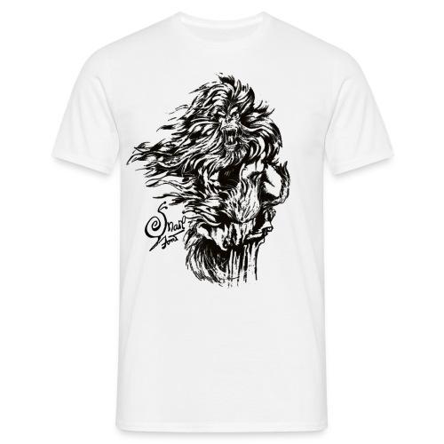 Bigfoot - Maglietta da uomo