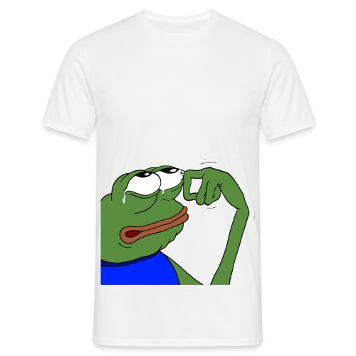 Pepe the frog - Men's T-Shirt
