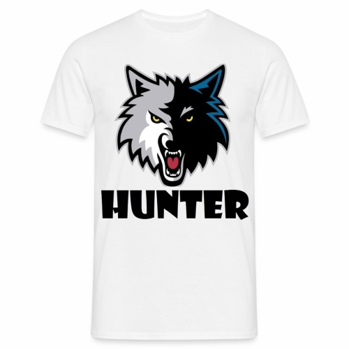 Hunter T-schirt - Mannen T-shirt