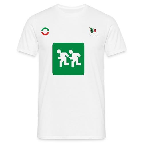 staffetta - Maglietta da uomo