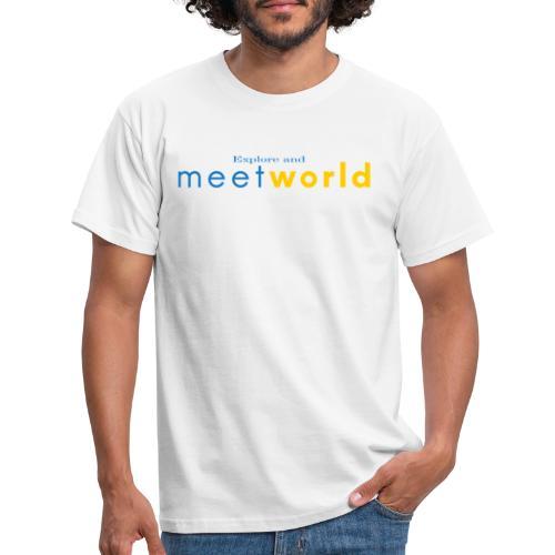 3EX - Maglietta da uomo