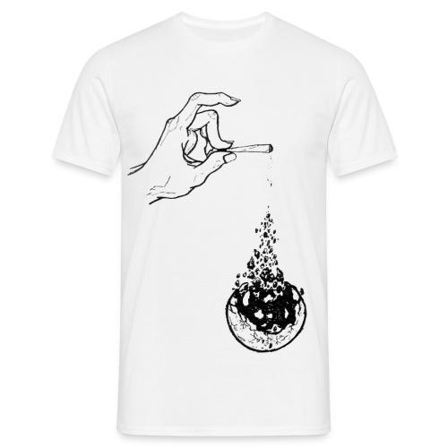 Creation Mark 1 png - Men's T-Shirt