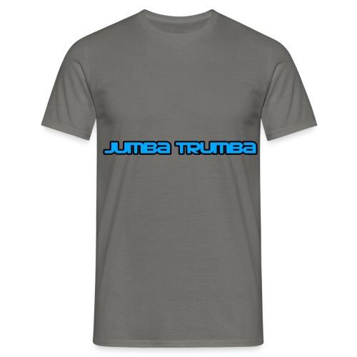 Jumba Trumba Spreadshirt - Men's T-Shirt