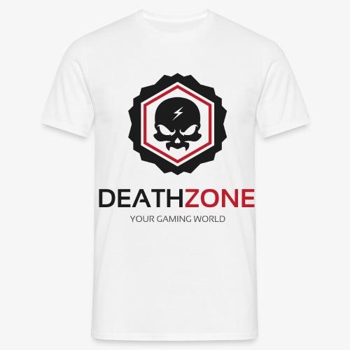 DeathZone Logo Avatar - Koszulka męska