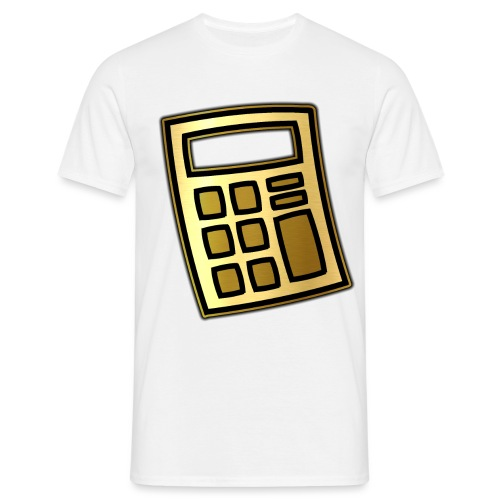 zakrekenmachine - Men's T-Shirt