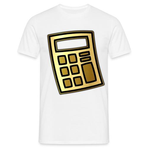 zakrekenmachine - Men's T-Shirt