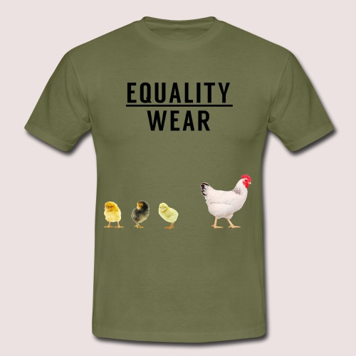 Small Chicken Edition - Men's T-Shirt