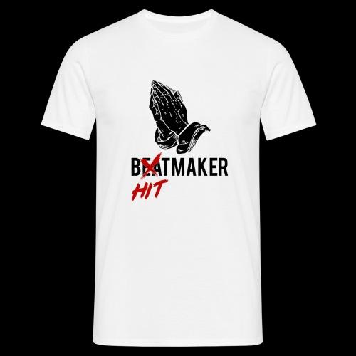 HitMaker Noir - T-shirt Homme