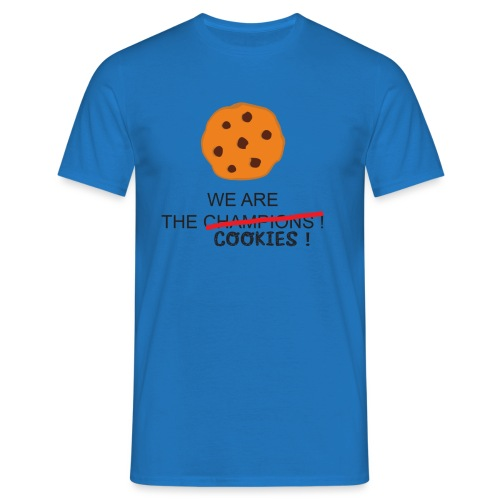 WE ARE THE COOKIES - Maglietta da uomo