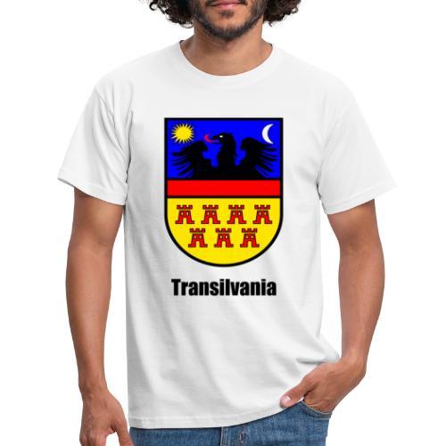 Wappen Siebenbürgen Transilvania - Männer T-Shirt