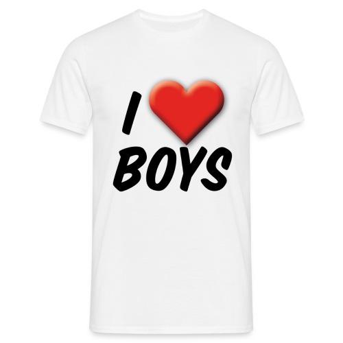 iloveboys 2 - Männer T-Shirt