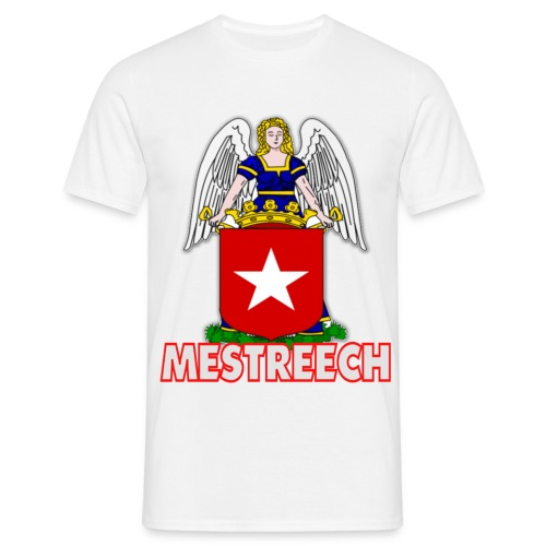 wapen maastricht2 - Mannen T-shirt