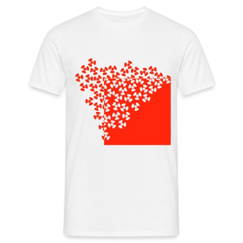 Radioaktivität - Männer T-Shirt
