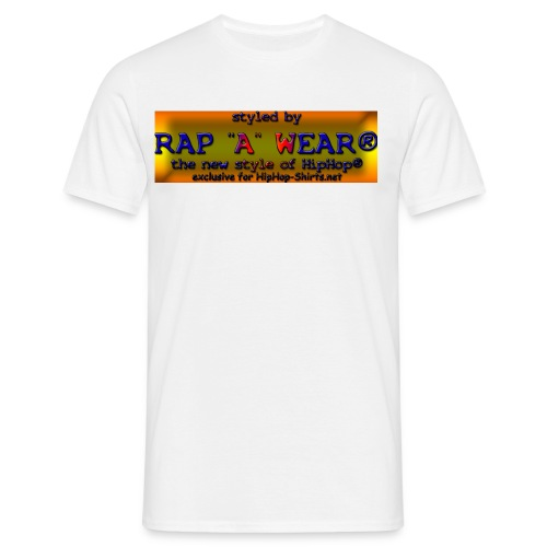 RAP A WEAR - Männer T-Shirt