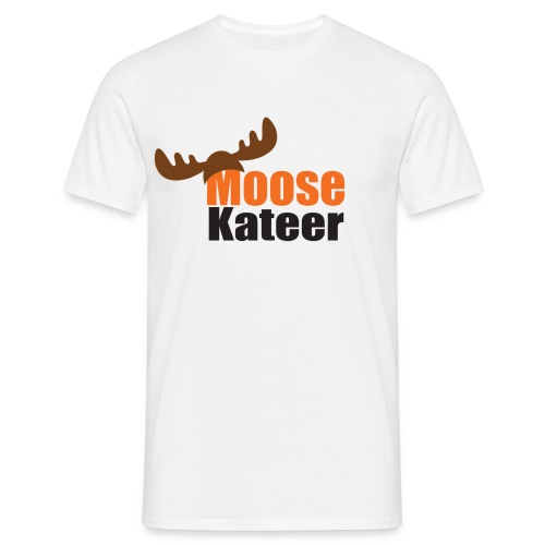 Moose-kateer (light) - Men's T-Shirt