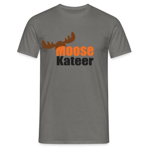 Moose-kateer (light) - Men's T-Shirt