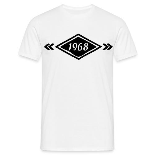 1968 - Männer T-Shirt