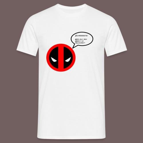 deadpool - Männer T-Shirt