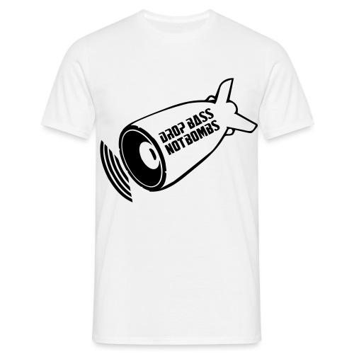 DBNB Black - Mannen T-shirt