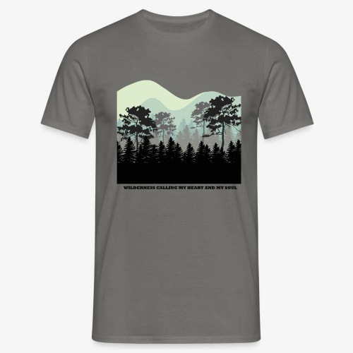 wearenature2 - Men's T-Shirt