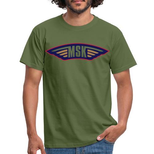 MSK - Herre-T-shirt