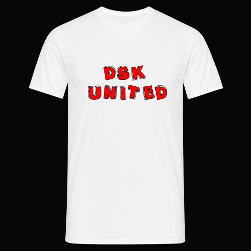Dsk United - Männer T-Shirt