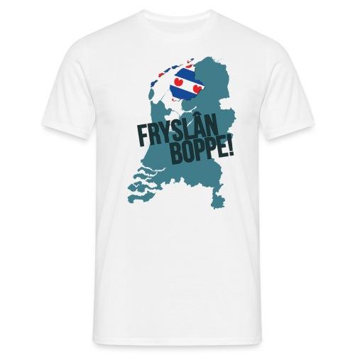 Fryslan Boppe - Mannen T-shirt