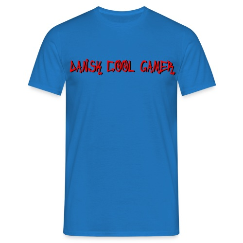 Dansk cool Gamer - Herre-T-shirt