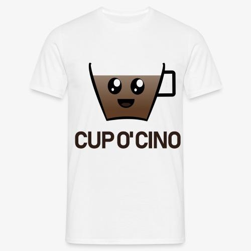 Kopje Cino - Mannen T-shirt