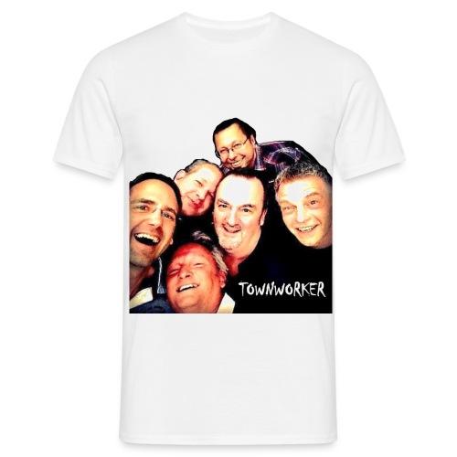 TownworkerBand2 - Männer T-Shirt