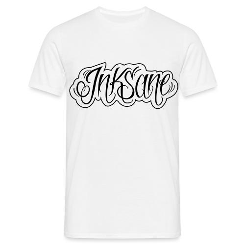 inksane logo los shirt - Mannen T-shirt