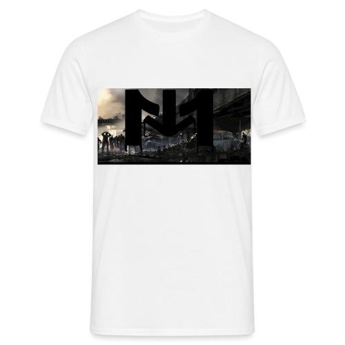Mousta Zombie - T-shirt Homme