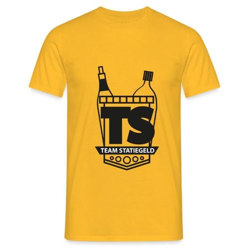 tsblk - Mannen T-shirt
