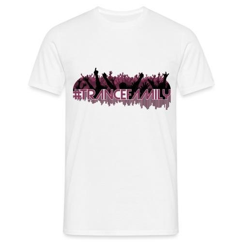 Trance Family (Dark) - T-shirt herr