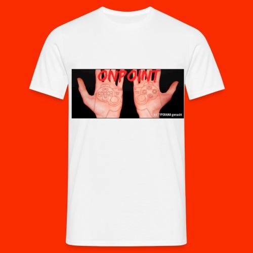 Kontroller - Männer T-Shirt