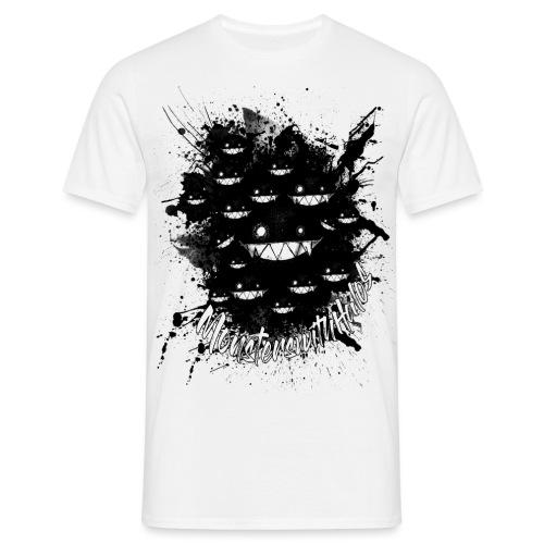 Hidden in the Darkness - Men's T-Shirt