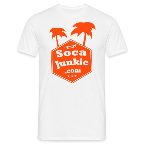 soca junkie 4e - Men's T-Shirt