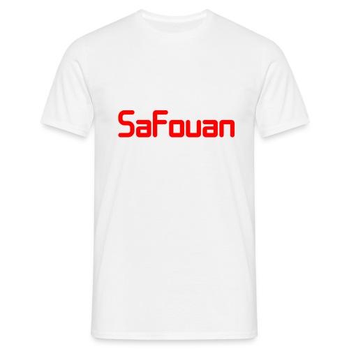 Safouan Merch - Mannen T-shirt