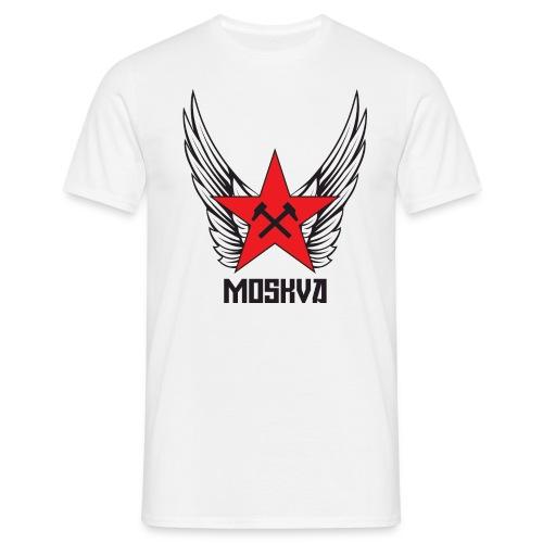 MOSKVA - Herre-T-shirt