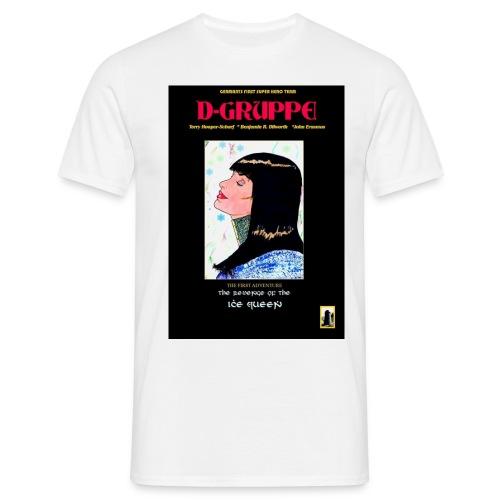 d gruppe front cove JPG - Men's T-Shirt