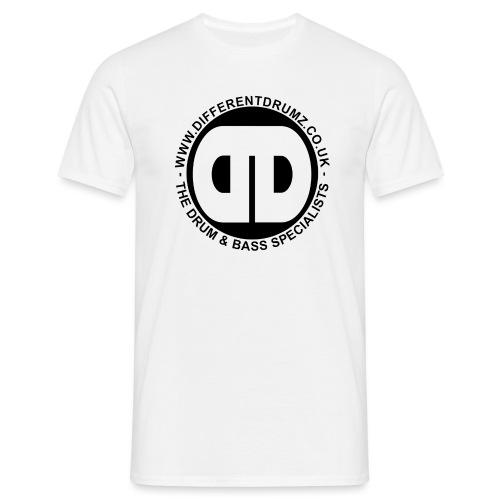full logo black - Men's T-Shirt