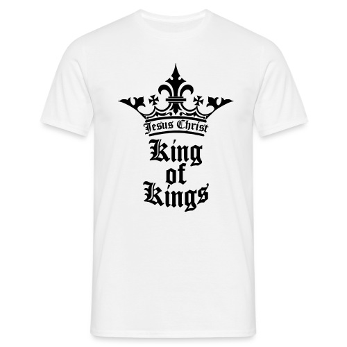 king_of_kings - Männer T-Shirt